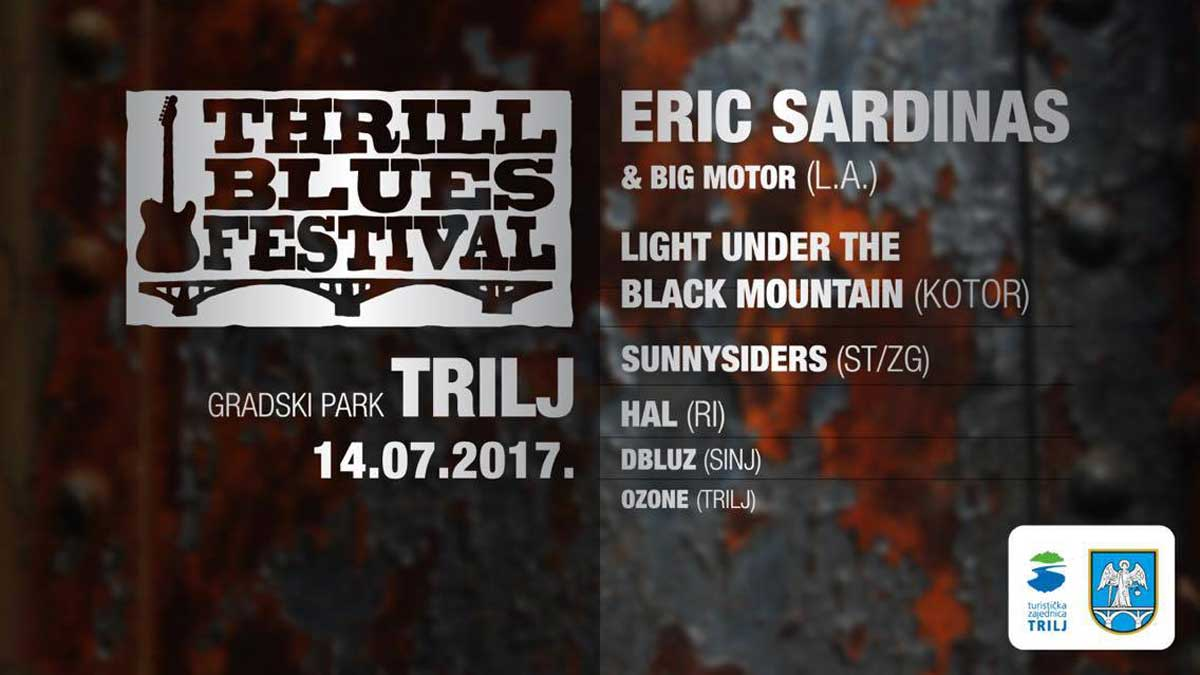 Thrill Blues Festival 2017